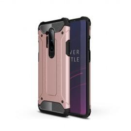 Armor Hybrid OnePlus 8 Pro Hoesje - Rose Gold
