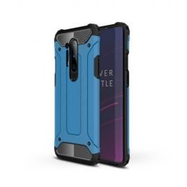 Armor Hybrid OnePlus 8 Pro Hoesje - Lichtblauw