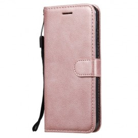 Book Case Samsung Galaxy M21 Hoesje - Rose Gold