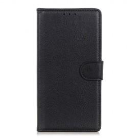 Book Case Nokia 1.3 Hoesje - Zwart
