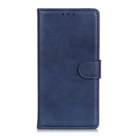 Luxe Book Case OnePlus 8 Pro Hoesje - Blauw
