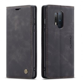 CaseMe Book Case OnePlus 8 Pro Hoesje - Zwart