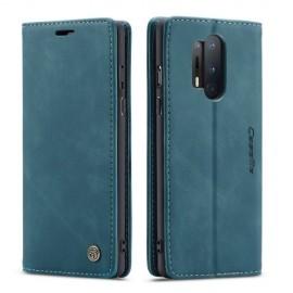 CaseMe Book Case OnePlus 8 Pro Hoesje - Groen
