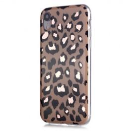 Luipaard TPU iPhone XR Hoesje