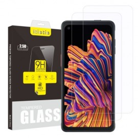 Duo-Pack Tempered Glass Samsung Galaxy Xcover Pro