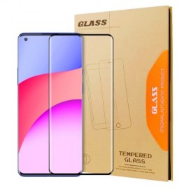 Full-Cover Tempered Glass OnePlus 8 Pro - Zwart